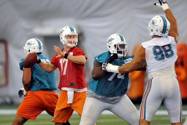 Jaworski Expects Big Year from Tannehill