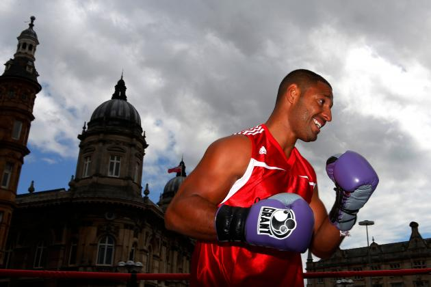 Kell Brook vs. Carson Jones: Special One Must Win Easily to Join Title Picture