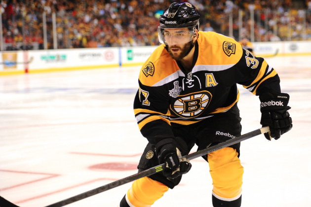 Bruins Sign Patrice Bergeron to 8-Year, $52 Million Extension