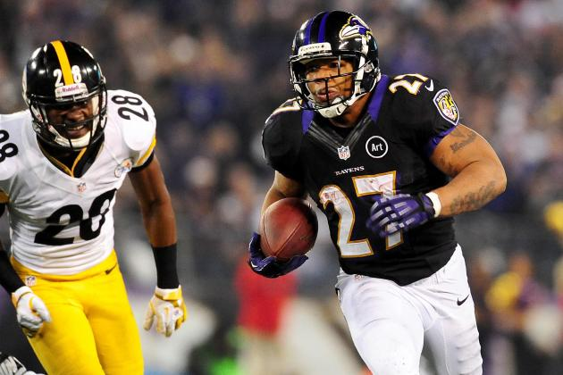 Why Ray Rice Is Being Undervalued in Fantasy Football Drafts