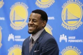 Iguodala Was an Hour Away from Signing with Dallas