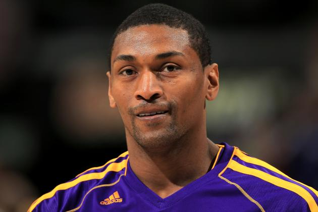 Mavs Not Interested in Metta World Peace