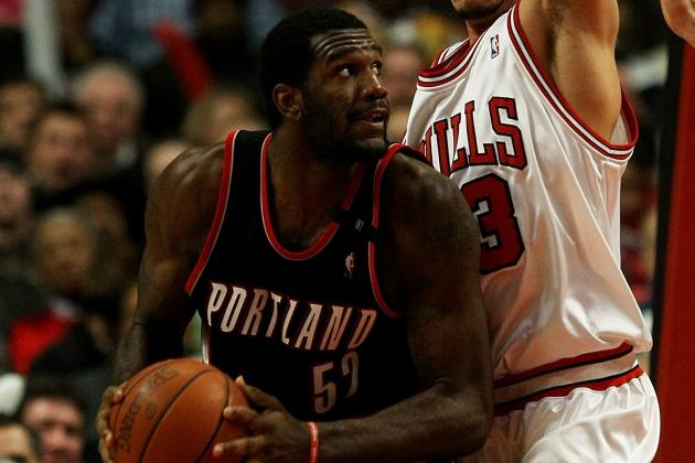 Report: Cavs No Longer Pursuing Greg Oden