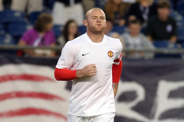 Manchester United Transfer Rumours: Latest Developments Involving Wayne Rooney