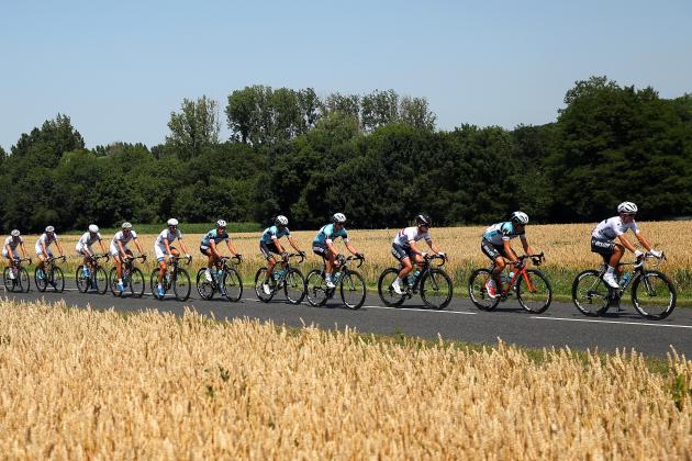 Tour de France 2013 Stage 13 Results: Winner, Leaderboard and Highlights