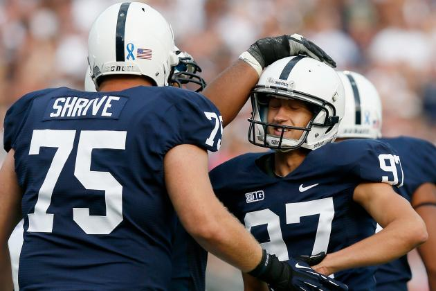 PSU's Shrive Lifts Way More Than Weights