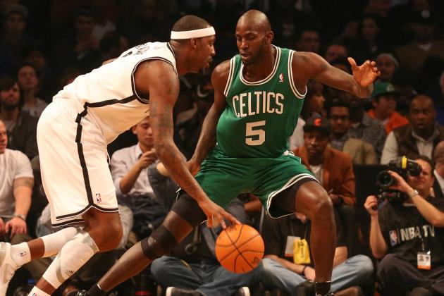 Andray Blatche Says He and Kevin Garnett Are Totally 'Cool, Now'