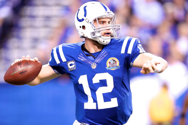 Is Indianapolis Colts' Andrew Luck a Legit MVP Candidate in the 2013 NFL Season?