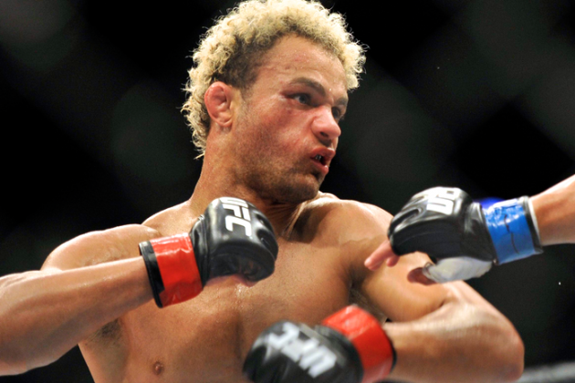 Josh Koscheck Injured, Out of UFC 163 Fight with Demian Maia