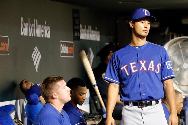 Rangers not concerned with Darvish's injury