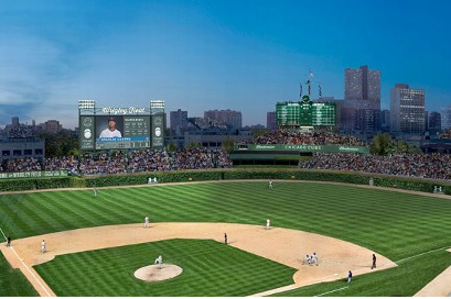 Greenberg: JumboTron Won't Change Wrigley