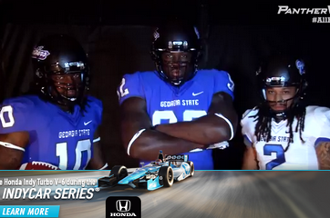 Georgia State Football: New Uniforms Unveiled (VIDEO)