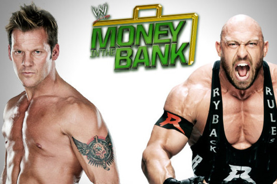 WWE Money in the Bank 2013 Lineup: Chris Jericho vs. Ryback Will Steal the PPV