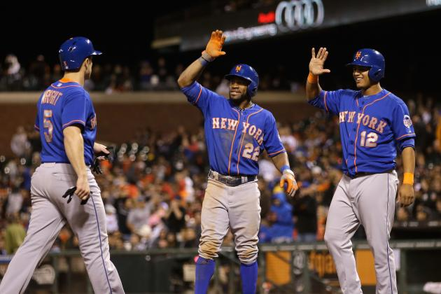 Is Eric Young Jr. the Mets Future CF?