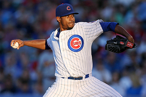 Edwin Jackson Starts to Prove He Belongs