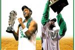 Celtics Thank Pierce, KG in Ad
