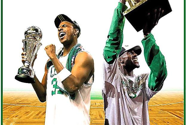 Celtics Thank Paul Pierce, Kevin Garnett with Full-Page Ad in Globe