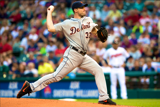 Detroit Tigers: How Max Scherzer Has Turned into Justin Verlander in 2013