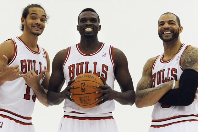 Deng, Boozer and Noah Involved Globally