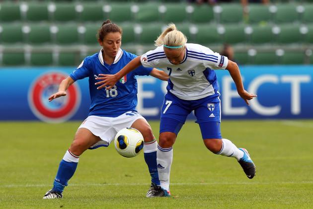 Italy vs. Denmark: How Each Team Can Prevail in 2013 UEFA Women's Euro Match
