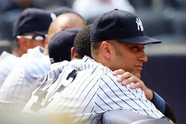 Derek Jeter Injury: Yankees Must Look for Middle Infield Help at Trade Deadline