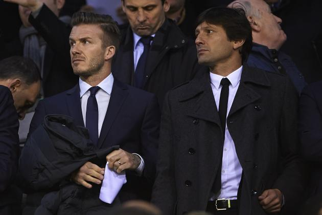 Is David Beckham the Right Man to Fill the Void Left by Leonardo at PSG?