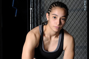 Ashley Cummins Nearly Lost Her Sight but Still Found Her Way Back to Fighting