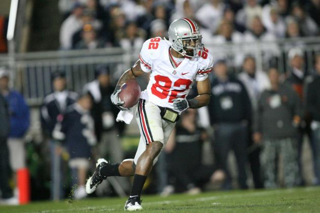 Former Ohio State WR Ray Small Arrested Again on Drug Charges