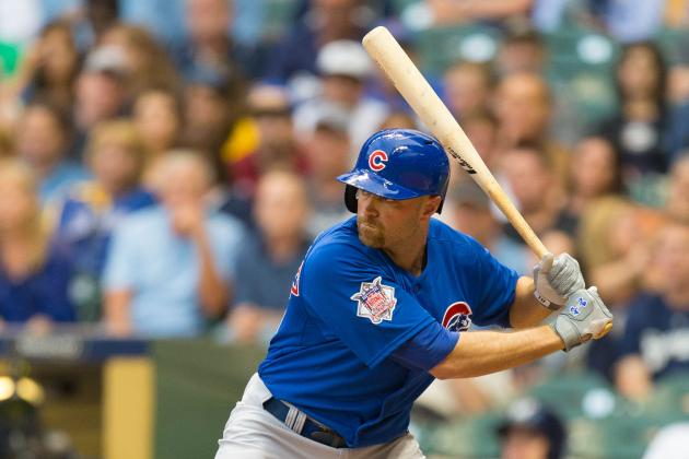 Could the Pirates Target Cubs' OF Schierholtz?