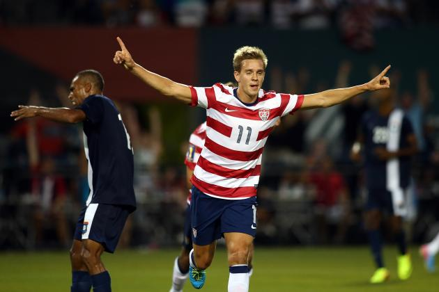 USMNT: 'B-Team' Gold Cup Roster Bringing the Feel-Good Factor