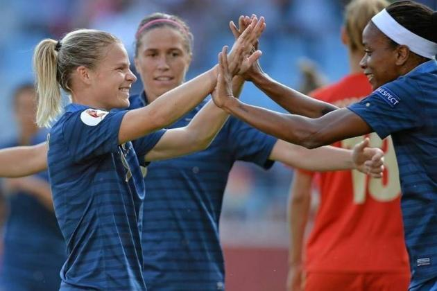 UEFA Women's Euro 2013 Results: Scores and Highlights from Day 3
