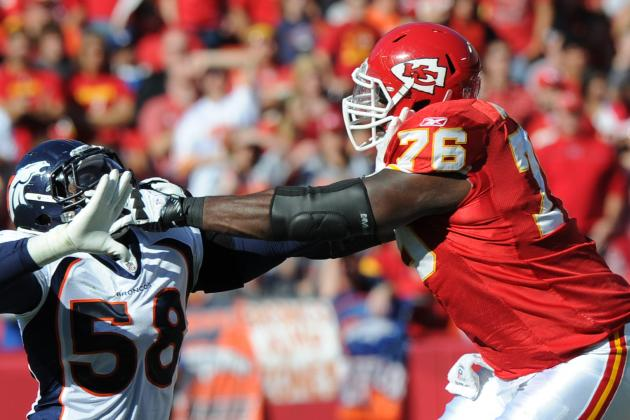Deadline Nearing for Branden Albert, Chiefs