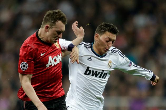 Why Phil Jones Needs to Become a Regular in Man Utd's Starting XI Next Season