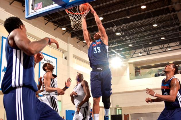 Orlando Summer League 2013: Championship Day Scores, Stats and Highlights