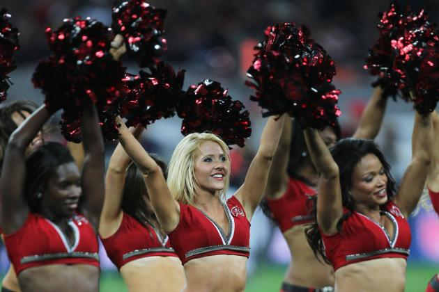 2013 Bucs Veteran Cheerleaders Revealed