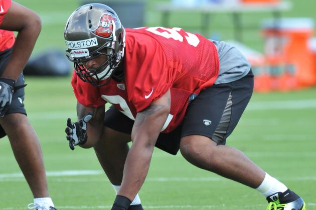 Buc Rookies to Kick Off Training Camp Season
