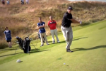 Phil, Others Try the 'Happy Gilmore'
