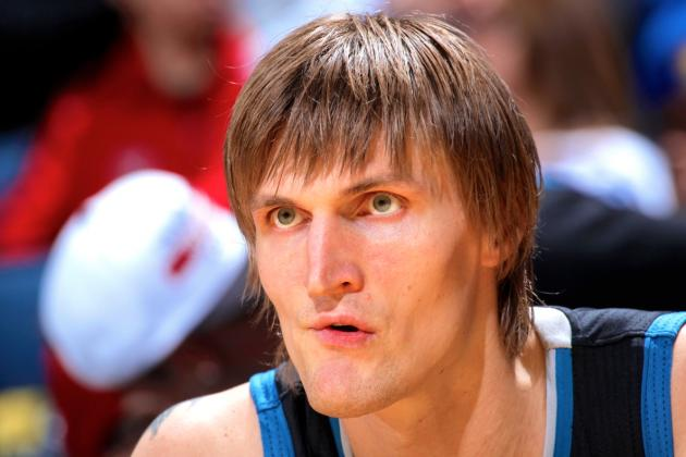 NBA Owners Reportedly Suspicious of Andrei Kirilenko's Contract with Nets
