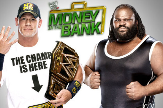 John Cena vs. Mark Henry: WWE Title Match Will Disappoint at Money in the Bank