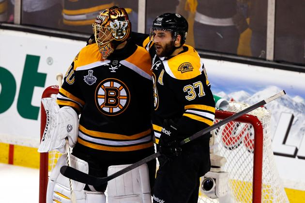 Playing Risk vs. Reward for Boston Bruins' Bergeron and Rask Deals