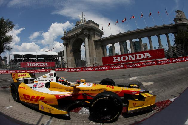 Honda Indy Toronto 2013: Start Time, Lineup, TV Schedule and More
