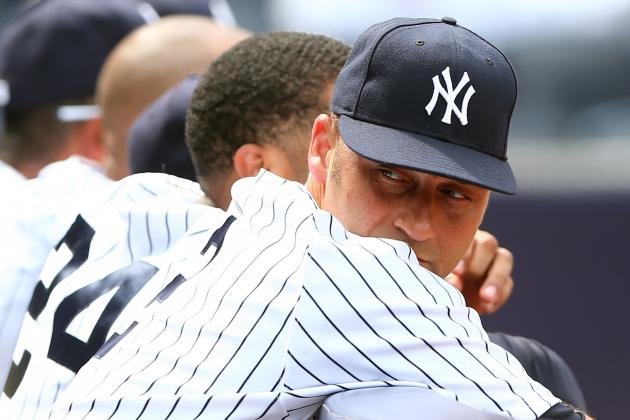 Has Derek Jeter's Window to Be a Healthy, Impact Player in 2013 Officially Shut?