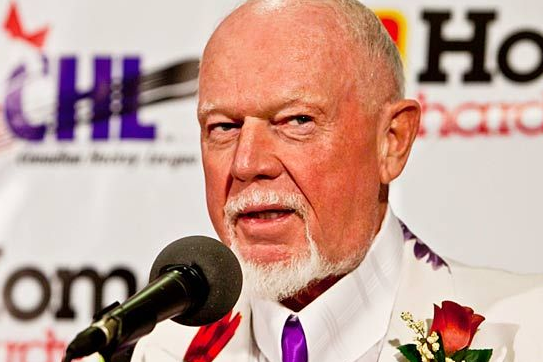 "Don Cherry on Ilya Kovalchuk: ""He's Laughing All the Way to the Bank"""