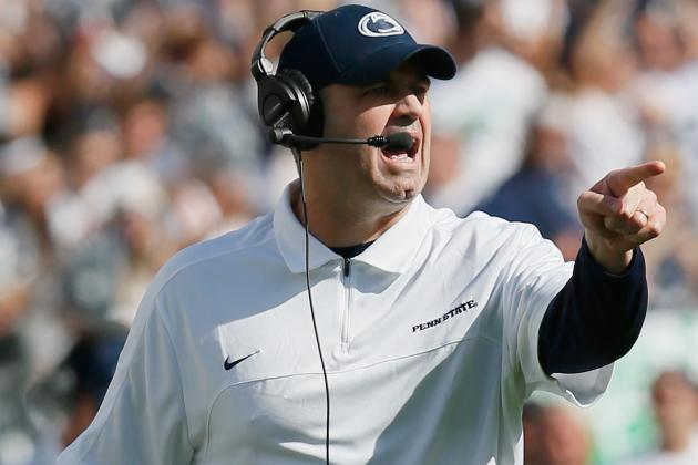 Report: O'Brien, Penn St. Discuss 'Potential Proposal' to NCAA