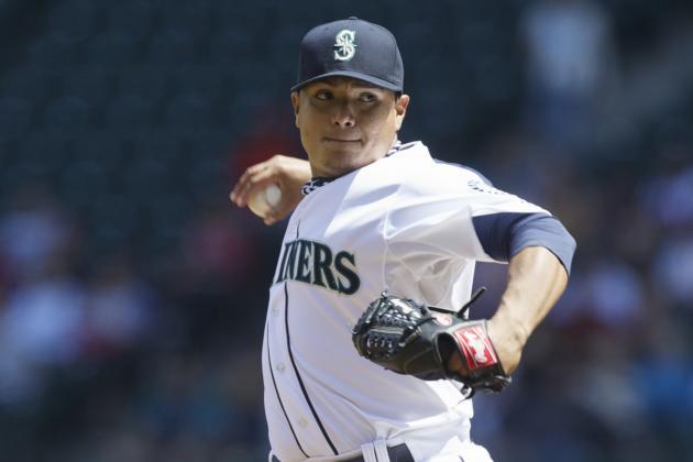 Mariners Option Ramirez Among 4 Roster Moves