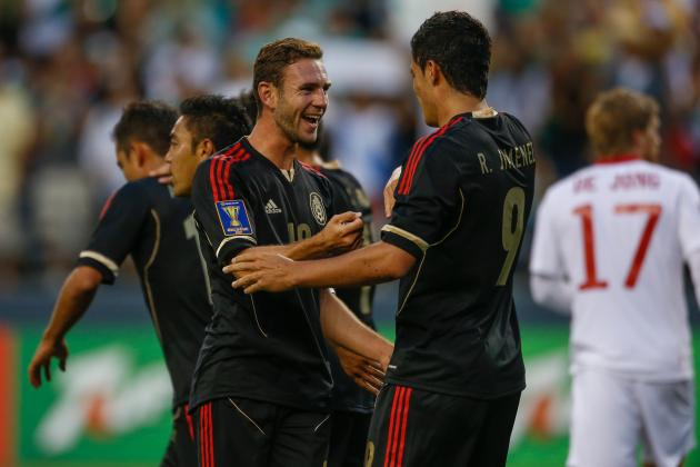 Mexico vs. Canada: Biggest Takeaways from Gold Cup Victory for Both Teams