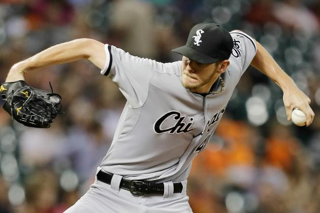Breaking Down Chris Sale's Potential Trade Deadline Suitors