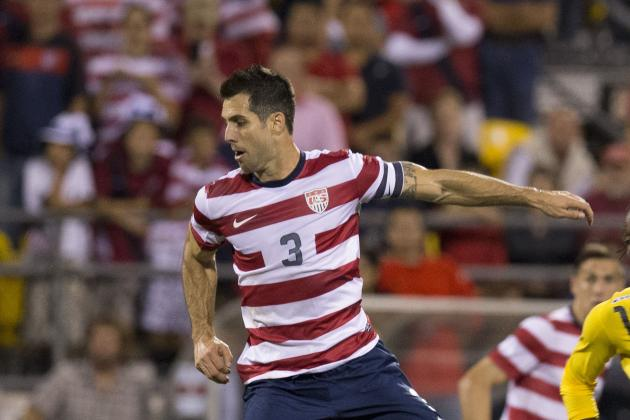 Carlos Bocanegra Will Miss Philadelphia Union Match