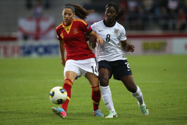 England vs. Spain: What We Learned from Epic 2013 Women's Euro Showdown