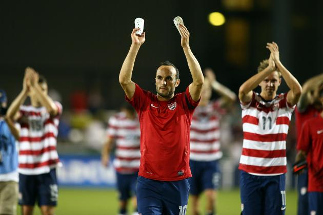 USA vs. Cuba: Date, Time, Live Stream, TV Info and Preview for Gold Cup Match